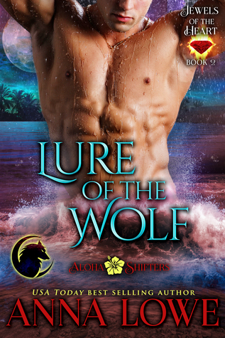 Lure of the Wolf Book Cover