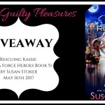 Rescuing Kassie (Delta Force Heroes #5) by Susan Stoker (Tour)