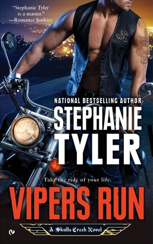 Vipers Run Book Cover
