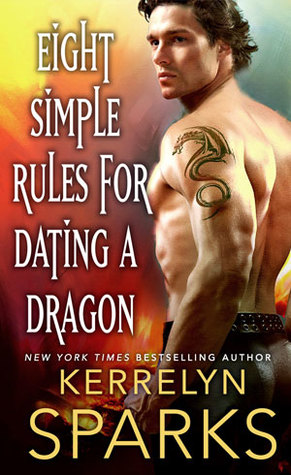 Eight Simple Rules for Dating a Dragon Book Cover