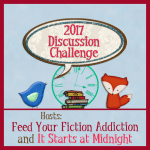 Announcing the 2017 Discussion Challenge #LetsDiscuss2017