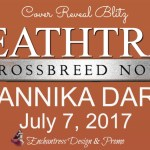 Cover Reveal: Deathtrap (Crossbreed #3) by Dannika Dark