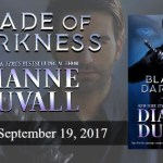 Cover Reveal & Pre-Order: Blade Of Darkness (Immortal Guardians, #7) by Dianne Duvall