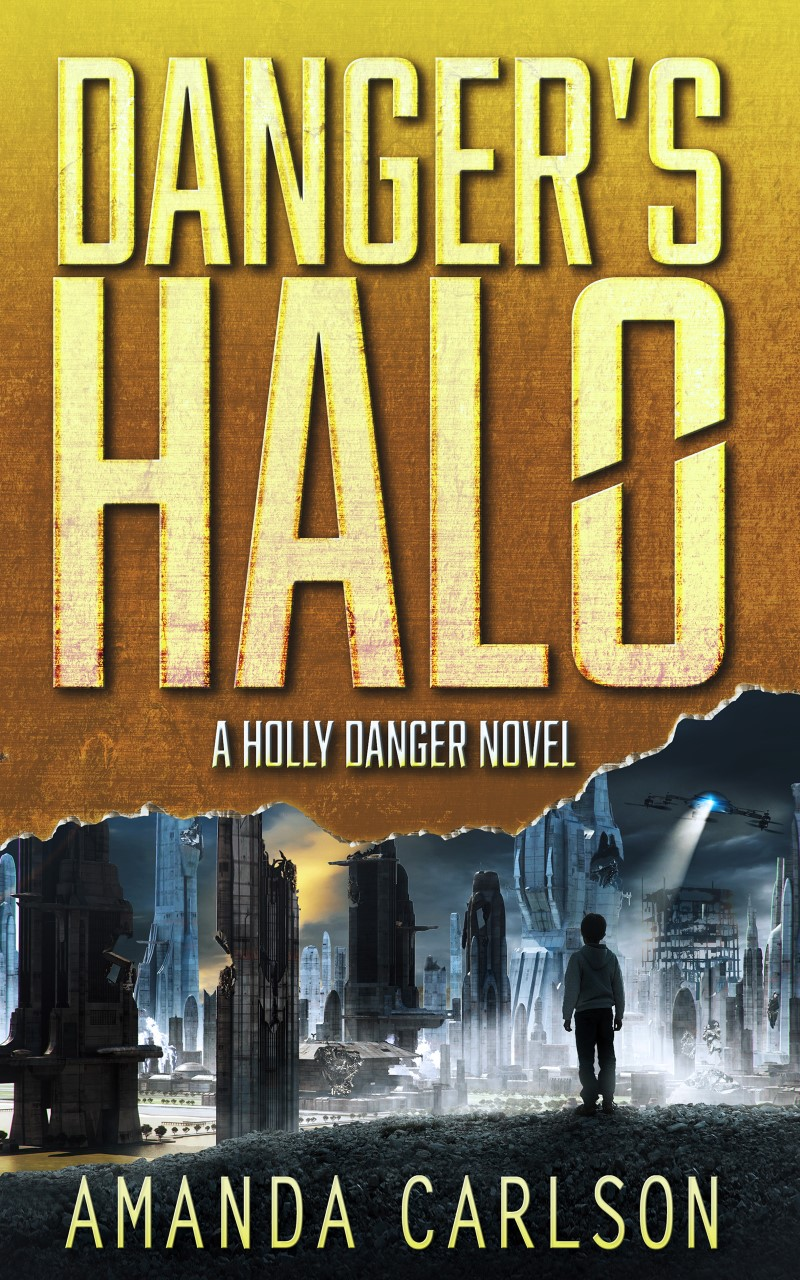 Danger's Halo Book Cover