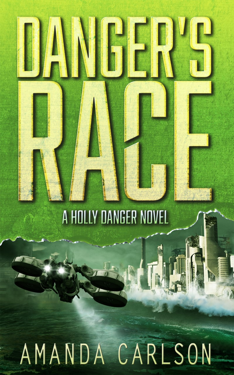 Danger's Race Book Cover