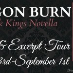 Excerpt Reveal: Dragon Burn (Dark Kings) by Donna Grant