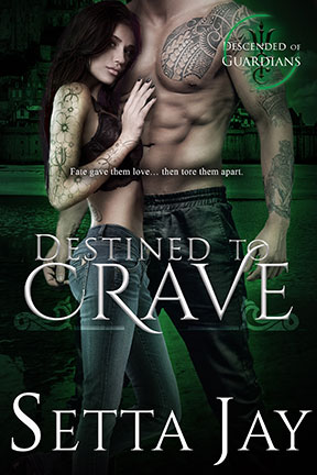 Destined to Crave Book Cover