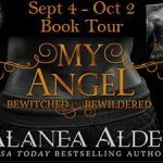 Character Interview: My Angel (Bewitched and Bewildered #9) by Alanea Alder ~ Excerpt