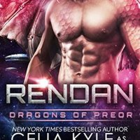 Review: Rendan (Dragons of Preor #4) by Celia Kyle as Erin Tate