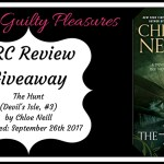 ARC Review: The Hunt (Devil's Isle #3) by Chloe Neill (Tour)