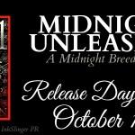 Release Day Launch: Midnight Unleashed (Midnight Breed #14.7)(1001 Dark Nights) by Lara Adrian ~ Excerpt