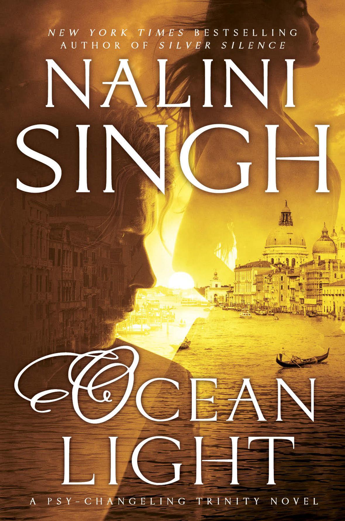 Ocean Light Book Cover