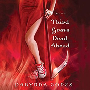Third Grave Dead Ahead Book Cover