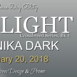 It's Release Day! Gaslight (Crossbreed #4) by Dannika Dark