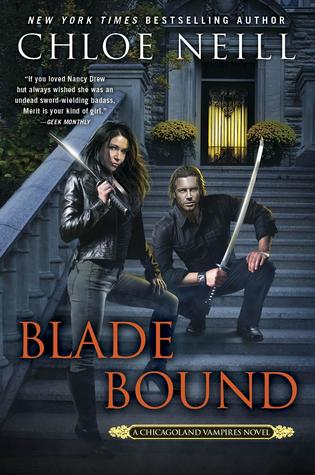 Blade Bound Book Cover