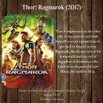 Movie Review: Thor: Ragnarok (2017)
