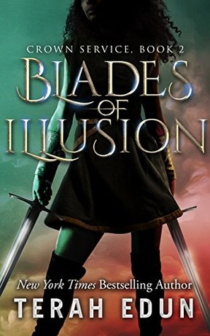 Blades Of Illusion Book Cover