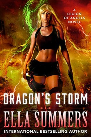 Dragon's Storm Book Cover