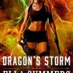 Review: Dragon's Storm (Legion of Angels #4) by Ella Summers