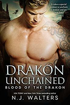 Drakon Unchained Book Cover