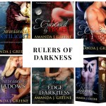 Series Guide: Rulers of Darkness Series by Amanda J. Greene