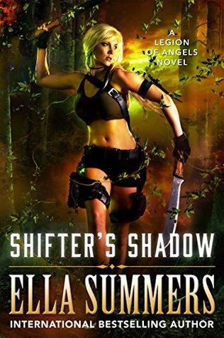 Shifter's Shadow Book Cover