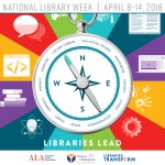 2018 National Library Week April 8-14