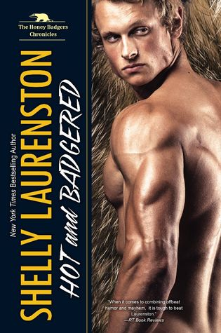 Hot and Badgered Book Cover