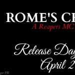 It's Release Day! Rome's Chance (Reapers MC) by Joanna Wylde ~ Excerpt