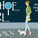 Gumshoe Girl by Andi Ramos (Tour) ~ Excerpt