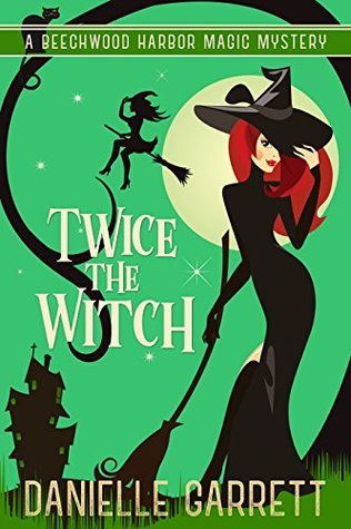 Twice the Witch Book Cover