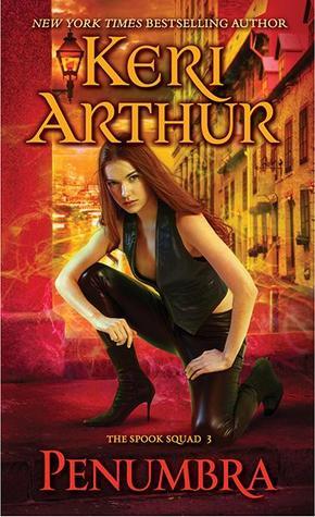 Penumbra Book Cover
