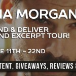 Stand & Deliver (Men of Haven) by Rhenna Morgan (Tour) ~ Giveaway/Excerpt