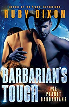 Barbarian's Touch Book Cover