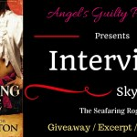 Interview: The Seafaring Rogue by Sky Purington ~ Excerpt