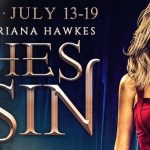 Of Ashes & Sin (Fire Trails, #1) by Ariana Hawkes & K. N. Knight (Blitz) ~ Giveaway/Excerpt