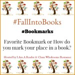 #FallIntoBooks #Bookmarks