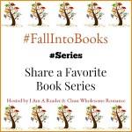 #FallIntoBooks #Series