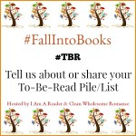 #FallIntoBooks #TBR