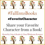 #FallIntoBooks #FavoriteCharacter