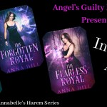 Interview: Anna Hill (Annabelle's Harem Series) ~ #Excerpt #Giveaway