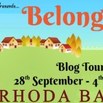 Belonging (Trewton Royd) by Rhoda Baxter ~ #BookTour