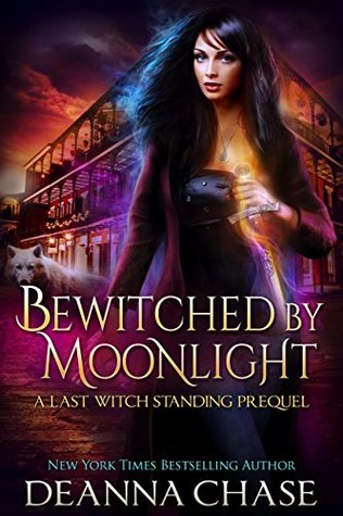 Bewitched By Moonlight Book Cover