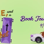 Cars, Coffee, and a Slightly Used Casket (Julia Karr Series) by K.C. Hilton ~ #BookTour