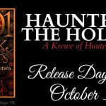 It's Release Day! Haunted Be the Holidays (1001 Dark Nights) by Heather Graham ~ #Excerpt