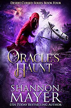 Oracle's Haunt Book Cover