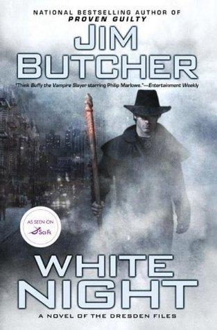 White Night Book Cover
