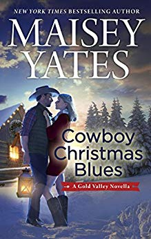 Cowboy Christmas Blues Book Cover