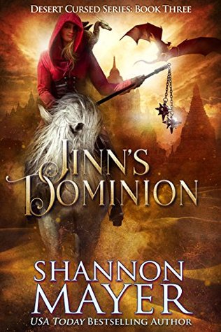 Jinn's Dominion Book Cover