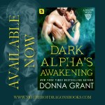 It's Release Day! Dark Alpha's Awakening (Reaper) by Donna Grant